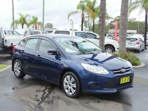 2011 Ford Focus LW Ambiente Blue 5 Speed Manual Hatchback South Nowra Nowra-Bomaderry Preview