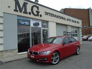 2013 BMW 3 Series 328i xDrive SPORT w/Leather/Roof