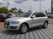 2010 Audi Q5 8R MY10 TFSI S tronic quattro Silver 7 Speed Sports Automatic Dual Clutch Wagon Alfred Cove Melville Area Preview