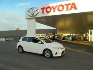2015 Toyota Corolla ZRE182R Ascent Glacier White 7 Speed CVT Auto Sequential Hatchback South Hurstville Kogarah Area Preview