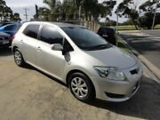 2007 Toyota Corolla ZRE152R Ascent Silver 6 Speed Manual Hatchback Mordialloc Kingston Area Preview