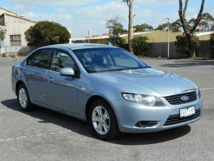 2008 Ford Falcon FG XT Grey 5 Speed Auto Seq Sportshift Sedan Braybrook Maribyrnong Area Preview