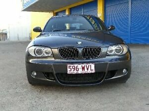2005 BMW 130i E87 Sport Grey 6 Speed Manual Hatchback Kippa-ring Redcliffe Area Preview
