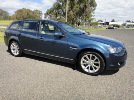 2008 Holden Calais VE MY09 V Blue 5 Speed Automatic Sportswagon Mordialloc Kingston Area Preview