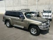 2010 Nissan Patrol GU 7 MY10 ST Gold Automatic Wagon Caloundra West Caloundra Area Preview