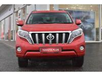 Toyota Land Cruiser D-4D ICON (red) 2015-09-09