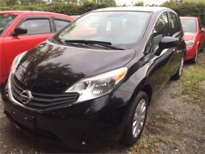 2015 NISSAN VERSA SV NO ACCIDENTS! SUPER CLEAN ONLY 100,000KM!