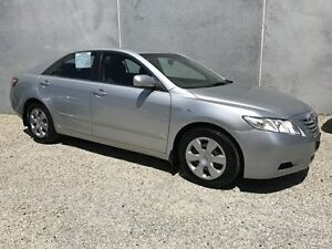 2007 Toyota Camry ACV40R Altise Silver 5 Speed Automatic Sedan Seaford Frankston Area Preview