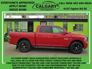 2014 Ram 1500 Sport* $99 DOWN EVERYONE APPROVED*