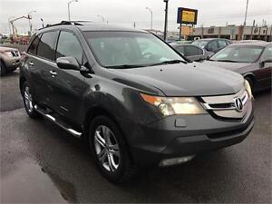 2007 Acura MDX AWD 7 passagers, FINANCEMENT MAISON