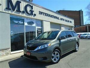 2012 Toyota Sienna LE 8-Pass