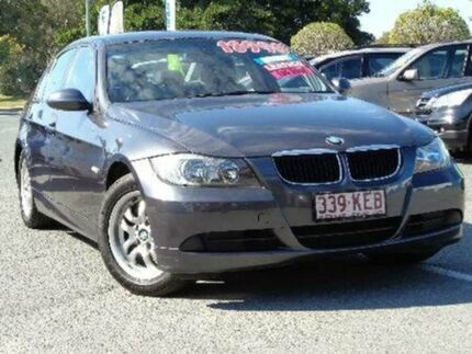 2007 BMW 320i E90 Steptronic Grey 6 Speed Automatic Sedan Bundall Gold Coast City Preview