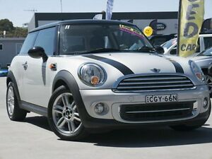 2012 Mini Hatch R56 LCI Cooper Silver 6 Speed Manual Hatchback Pearce Woden Valley Preview