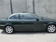 2001 BMW 330CI Green Manual Coupe Mount Hawthorn Vincent Area Preview