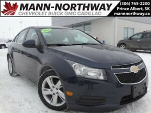 2014 Chevrolet Cruze Diesel | Navigation, Heated Seats, Remote S