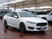 2016 Ford Falcon FG X XR6 Sprint White 6 Speed Auto Seq Sportshift Sedan Jandakot Cockburn Area Preview