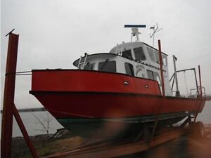 ARGILE II TUGBOAT FOR SALE - GREAT PRICE