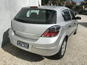 2007 Holden Astra AH MY07.5 CD Silver 5 Speed Manual Hatchback Frankston North Frankston Area Preview