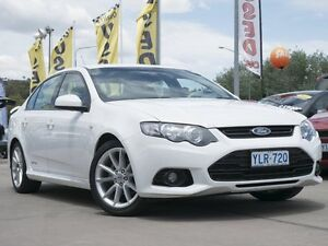 2014 Ford Falcon FG MkII XR6 White 6 Speed Sports Automatic Sedan Pearce Woden Valley Preview
