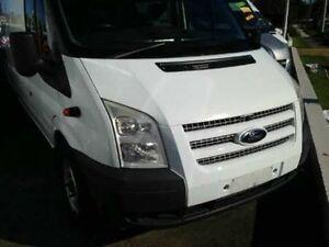2012 Ford Transit White Manual Van Woodridge Logan Area Preview