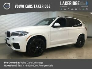 2016 BMW X5 xDrive35i, M-Performance Package!