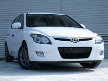 2012 Hyundai i30 FD MY11 SX cw Wagon White 4 Speed Automatic Wagon Pearce Woden Valley Preview