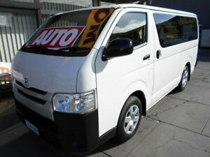 2014 Toyota HiAce TRH201R MY14 LWB White 4 Speed Automatic Van West Hindmarsh Charles Sturt Area Preview