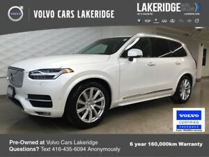 2016 Volvo XC90 T6 Inscription VOLVO CPO