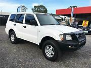 2006 Mitsubishi Pajero NS GLX LWB (4x4) White 5 Speed Auto Sports Mode Wagon Elizabeth West Playford Area Preview