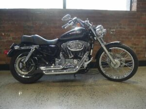 2008 Harley-Davidson 1200 CUSTOM (XL1200C) Road Bike 1200cc West Melbourne Melbourne City Preview