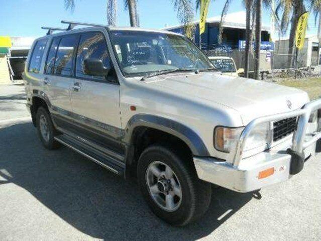 1996 Holden Jackaroo Ubs ii se