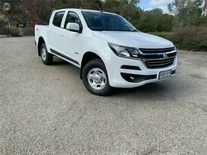 2019 Holden Colorado RGK82G43274 Summit White Automatic Unknown Clare Clare Area Preview