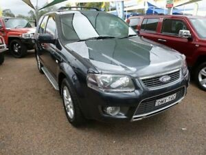 2010 Ford Territory SY MkII TS RWD Limited Edition 4 Speed Sports Automatic Wagon Mount Druitt Blacktown Area Preview
