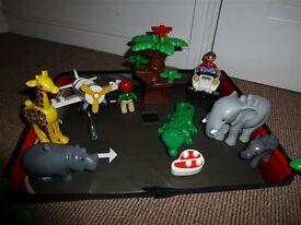 Lego Duplo Safari Set