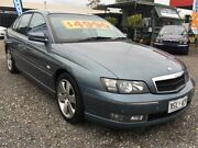 2005 Holden Caprice WL Grey 5 Speed Sports Automatic Sedan Elizabeth West Playford Area Preview