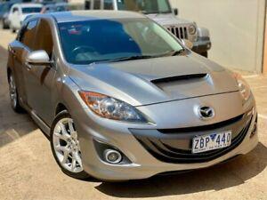 2010 Mazda 3 BL1031 MPS Grey 6 Speed Manual Hatchback