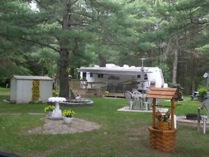 Trailer Park Sites Available in Coboconk Kawartha Lakes Peterborough Area image 1