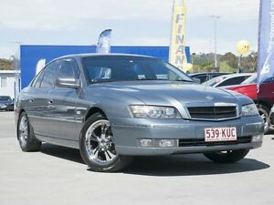2006 Holden Statesman WL International Grey 5 Speed Sports Automatic Sedan Pearce Woden Valley Preview
