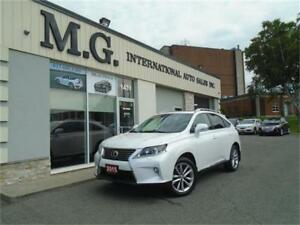 2015 Lexus RX 350 Tech Pkg AWD w/Leather/Navi/Roof