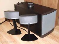 Bose 5 companion multimedia system
