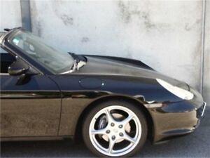 2004 Porsche Boxster Black Manual Convertible