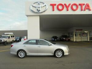 2014 Toyota Aurion GSV50R Prodigy Silver Pearl 6 Speed Automatic Sedan Belmore Canterbury Area Preview
