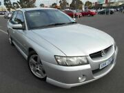 2006 Holden Commodore VZ MY06 SV6 Silver 5 Speed Auto Active Select Sedan Braybrook Maribyrnong Area Preview