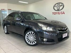 2010 Subaru Liberty MY10 2.5I Sports Premium Grey Continuous Variable Sedan Parramatta Park Cairns City Preview