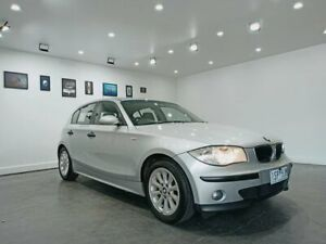 2005 BMW 118i E87 118i Silver Manual Hatchback