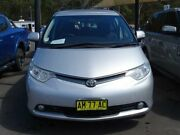2006 Toyota Tarago ACR50R GLi Silver 4 Speed Automatic Wagon South Nowra Nowra-Bomaderry Preview