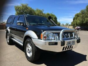 2006 Nissan Navara D22 ST-R (4x4) 5 Speed Manual Pickup Clarence Gardens Mitcham Area Preview