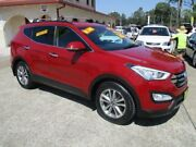 2014 Hyundai Santa Fe DM MY15 ELITE CRDI 4X4 Red Merlot Wagon South Nowra Nowra-Bomaderry Preview