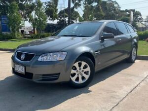 2012 Holden Commodore VE II MY12 Omega Sportwagon Grey 6 Speed Sports Automatic Wagon Brooklyn Brimbank Area Preview