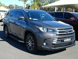 2016 Toyota Kluger GSU55R Grande (4x4) Predawn Grey 6 Speed Automatic Wagon South Nowra Nowra-Bomaderry Preview